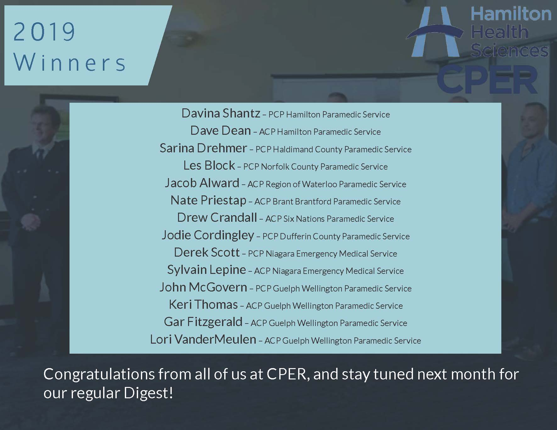 CPER Digest June 2019 QoC Awards Page 2