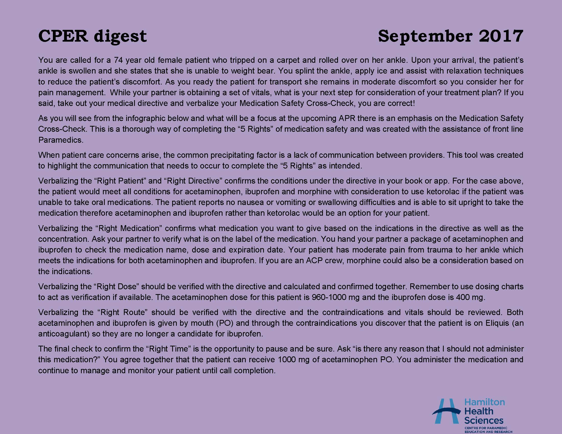 CPER digest September 2017 Page 1