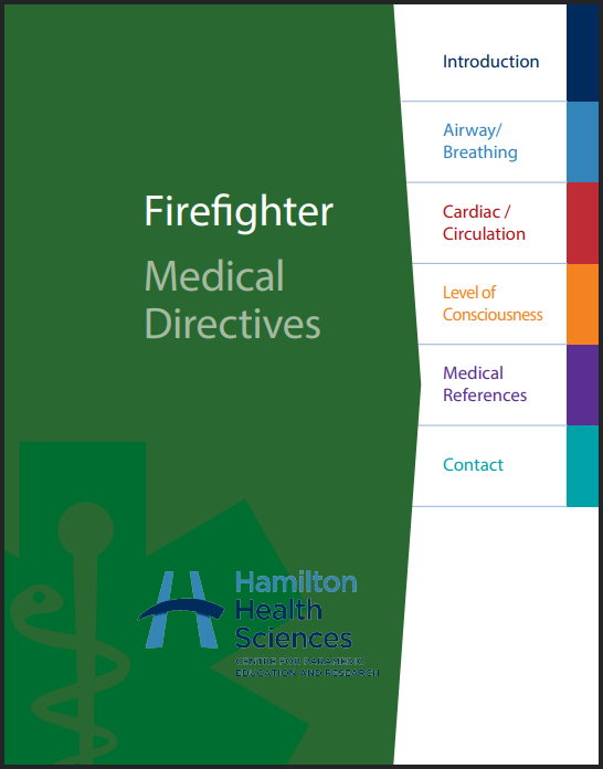 firefighter directives